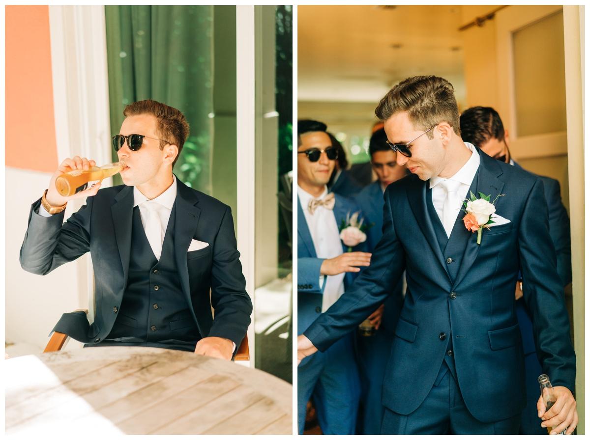 Florida groom