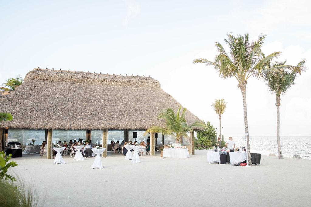Florida Keys wedding rainy wedding day tips